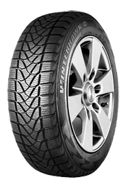 Firestone WinterHawk DOT13 guma